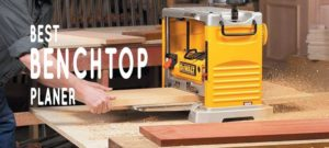 benchtop planer or thickness planer