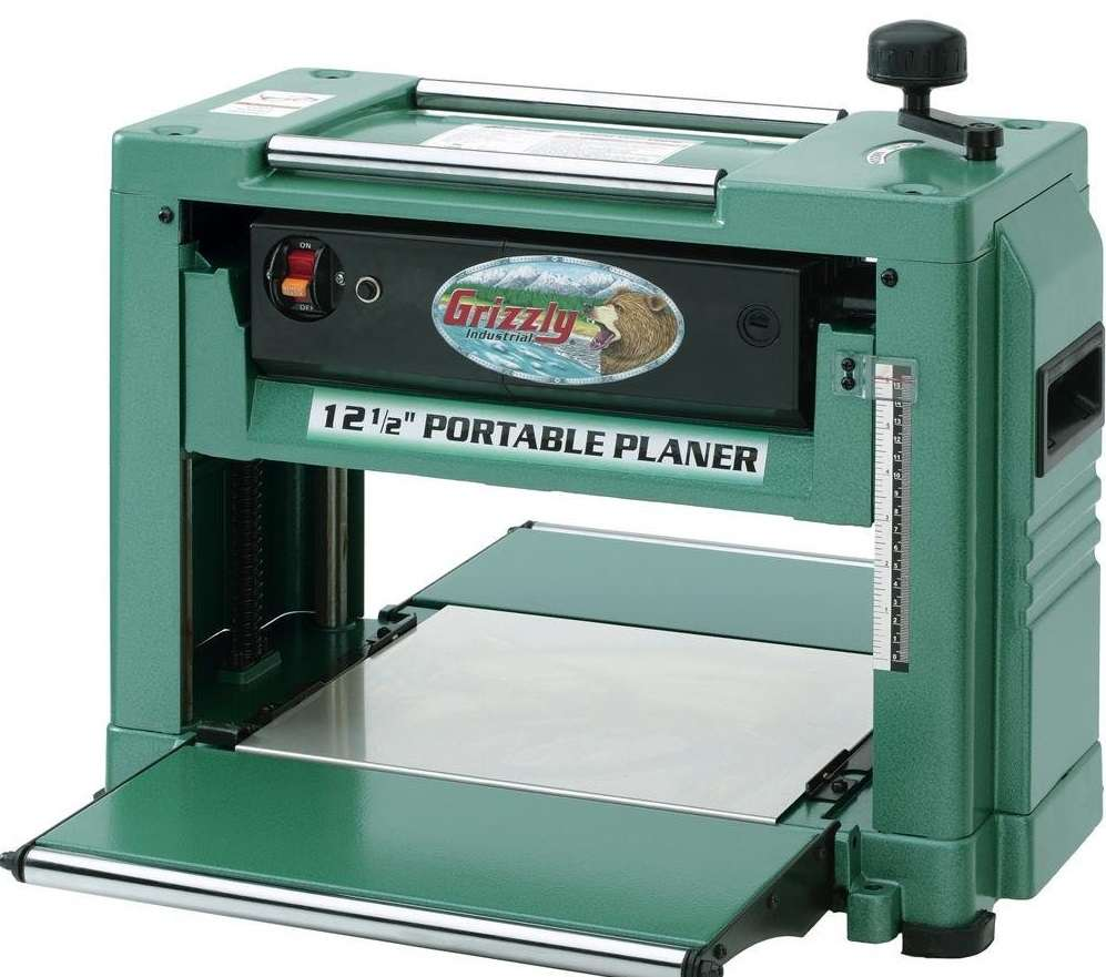 Grizzly G0505 benchtop thickness planer