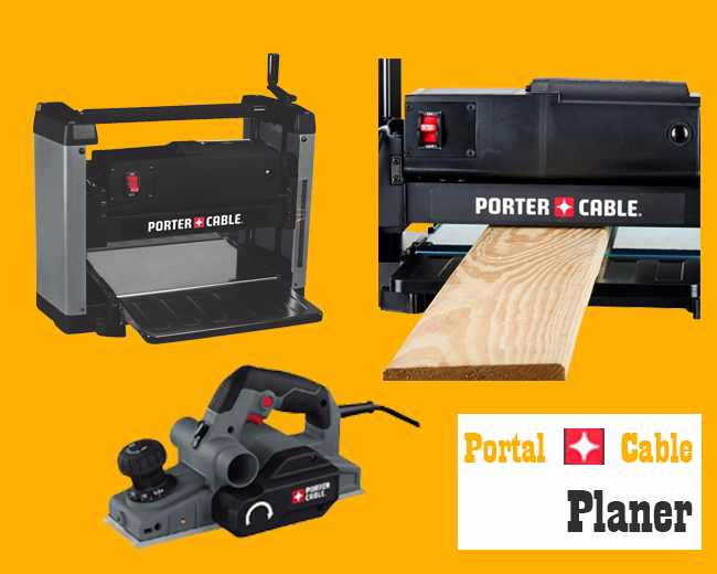 porter cable planer review