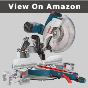 Bosch GCM12SD double bevel gliding compound miter saw
