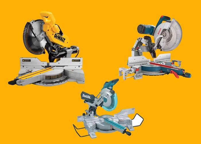 compound miter saw review, best compound miter saw, sliding compound miter saw, non-sliding, single bevel, dual bevel
