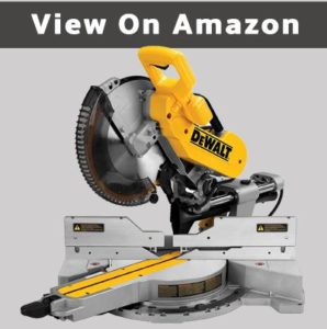 Dewalt DWS780 12 inch double bevel sliding compound miter saw