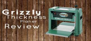 grizzly thickness planer