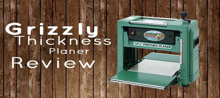 Grizzly thickness planer review everything you need to know for Planer com