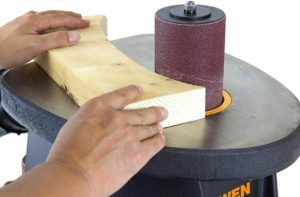 spindle sander, types of sander, wood sander