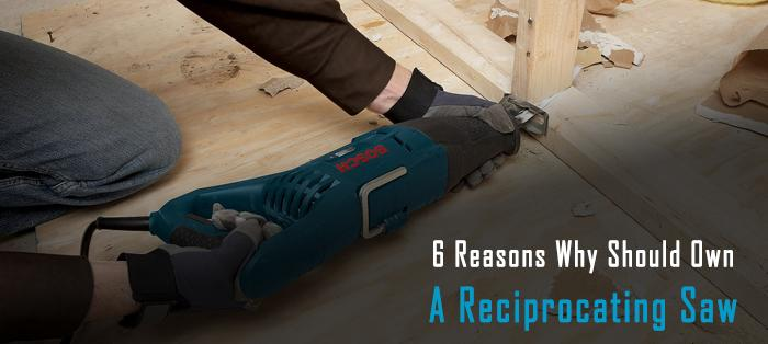 6 reciprocating saw uses