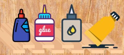 Info-Graphics: 6 Types Of Wood Glue And Where To Apply Them