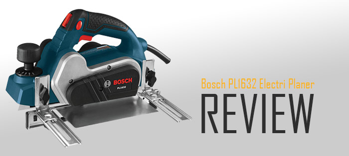 bosch pl1632 electric planer review