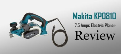 Everything You Need To Know About the Makita KP0810 Electric Planer