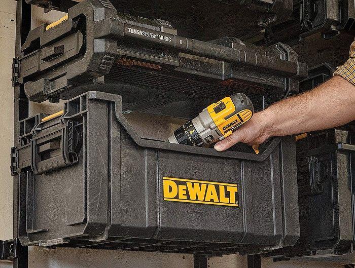dewalt tool storage system