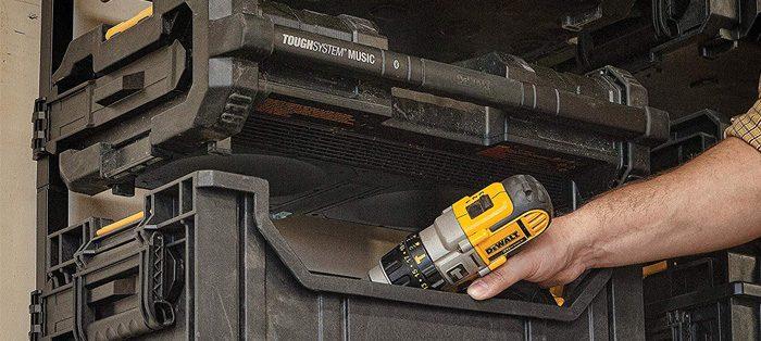 dewalt toughsystem tool storage