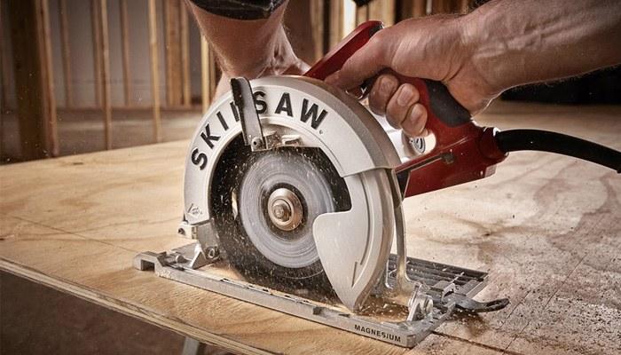 skilsaw southpaw spt67m8-01 sidewinder circular saw