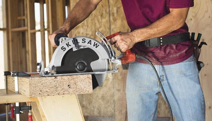 skilsaw spt70wm-01 SAWSQUATCH circular saw