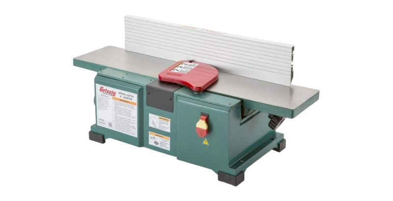 grizzly benchtop jointer